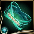 Turquoise Sparkling Ring EX