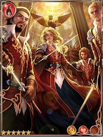 (Team) Altruistic Rose Musketeers