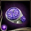Purple Solar Ring EX