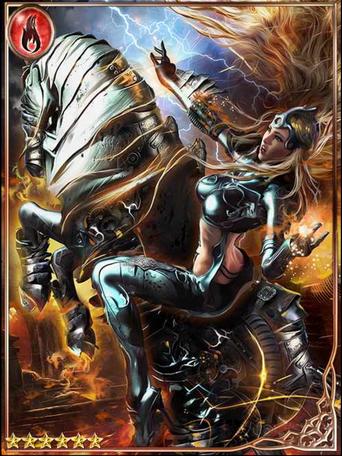 (Mechanized) Steel Knight Kahena