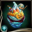 Turquoise Cupcake EX