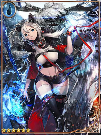 (Handling) Yunica & the White Fury