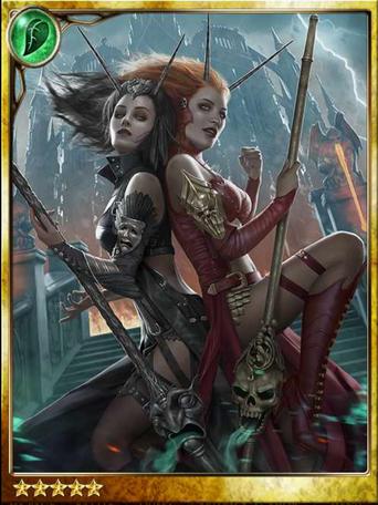 (Maniacal) Unruly Demon Princesses