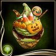 Green Cupcake EX