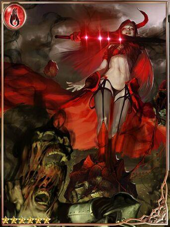 (Rendezvous) Evelyn, Nirvana's Evil
