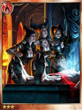 Demon-summoning Sisters