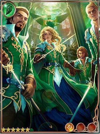 (Ally) Altruistic Jade Musketeers