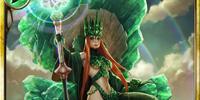 Refined Emerald Queen