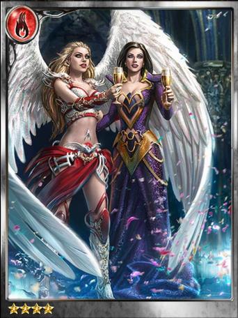 (Saluted) Iwona, Faithful Fairy