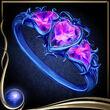 Blue Heart Ring EX