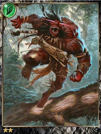 (Impassioned) Jungle Tyrant Zhak