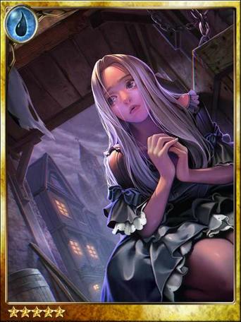 Rebekah the Silverlocked