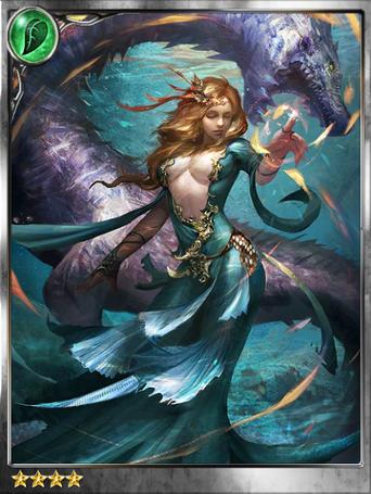(Set) Deep-sea Summoner Martina