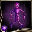 Purple Marionette
