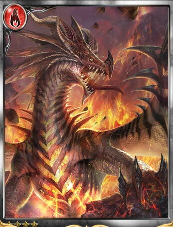 (Strife) Muirdris, Lone Fire Dragon