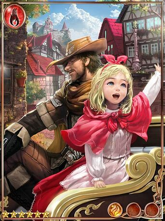 (Value) A Girl & A Zealous Hunter