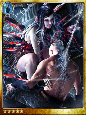 Shelke the Black Widow