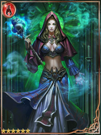 (Adjusting) Caldina, Ghouls' Friend