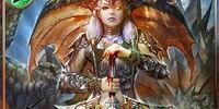 (Silverscale) Half-Dragon Nowyn