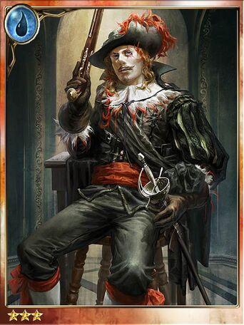 Captain de Tréville