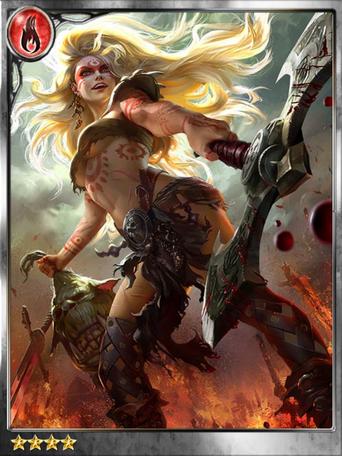 (Rash) Battlefield Spirit Durga