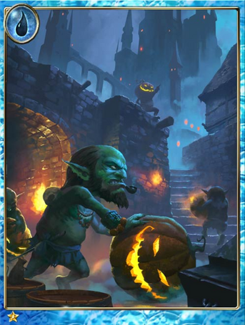Lantern Goblin Laborer