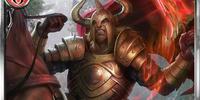 (Escort) Alcott, Crimson Bodyguard