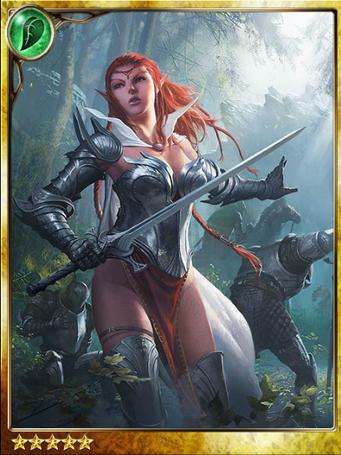 Sunny Elf Knight Margaret