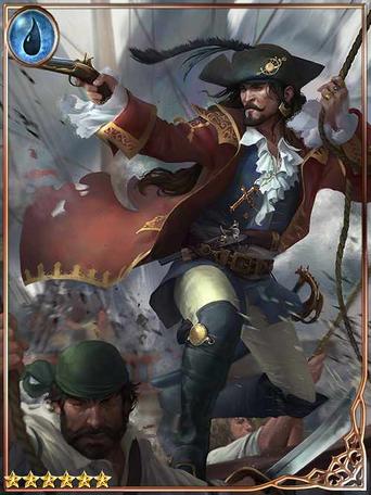 (Forceful) Great Captain Arrak