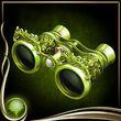 Green Binocular EX