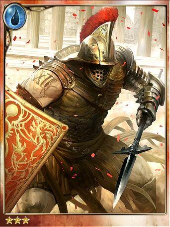 Pretentious Knight Rodrick