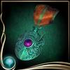 Turquoise Medallion