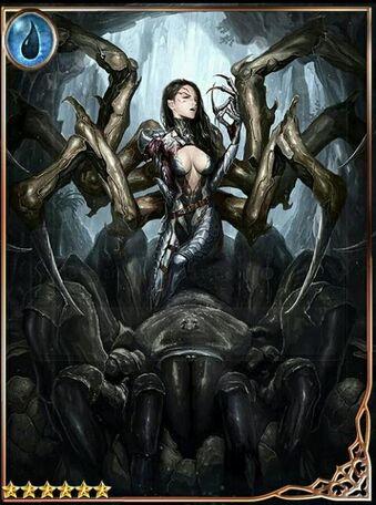 -Inhibit- Awakened Spider Zinadia