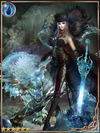 (Shifting) Olesya, Enchanted Carver