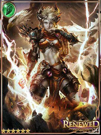 (Uttermost) Brynhildr, War Princess