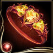 Red Heart Ring EX
