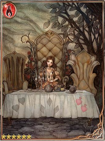 (Tea) Alice in Solitude
