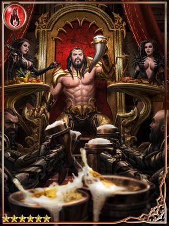 (Triumphant) Infernal Warlord Erich
