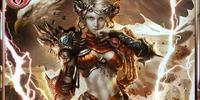 (Trumping) Brynhildr, War Princess