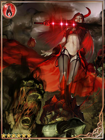 (Deadeye) Evelyn, Nirvana's Evil