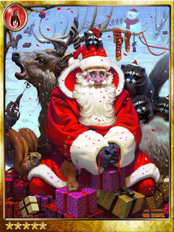 Beloved Santa Claus