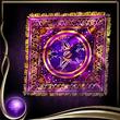 Purple Altar Cloth EX