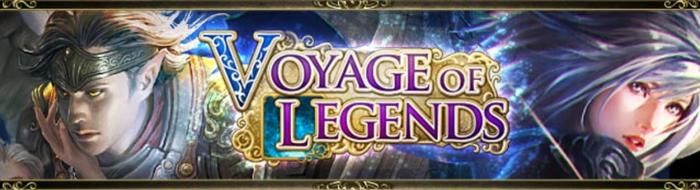 Voyage of Legends 12