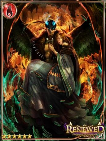(Regaining) Love Fallen Angel Leon