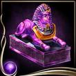 Purple Sphinx Figure EX