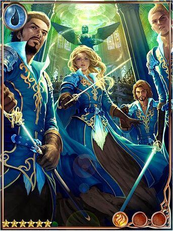 (Ally) d'Artagnan's Fated Encounter