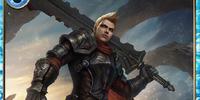 Dark-Armored Warrior