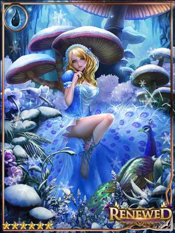 (A) Wonderland Wayfarer Alice