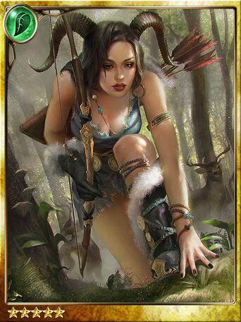 Woodland Princess Kirsti