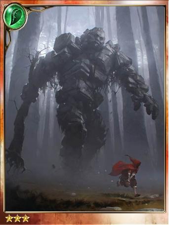 Forgotten Stone Behemoth